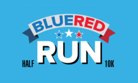 Blue Red 5K, 10K & Half Marathon
